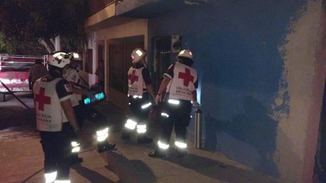 ¡Paciente psiquiátrico se quitó la vida provocando una explosión en su casa en Aguascalientes!