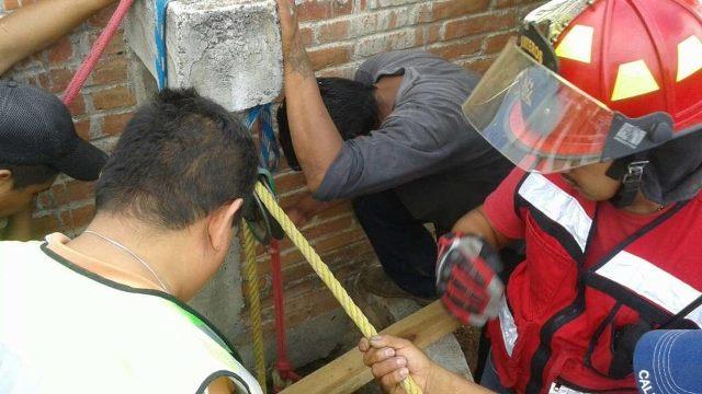 ¡Hombre murió electrocutado en Fresnillo, Zacatecas!