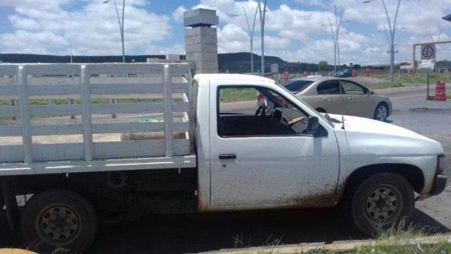 ¡Policía Estatal Preventiva recuperó dos camionetas con reporte de robo en Trancoso y Guadalupe!
