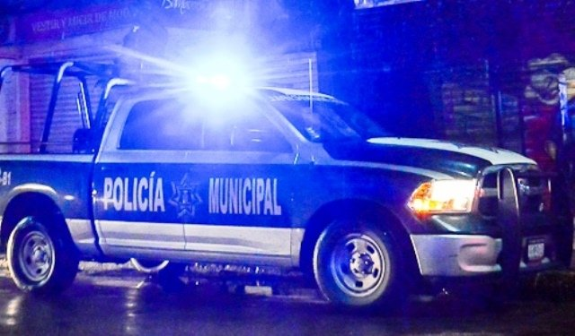¡Policías municipales rescataron a 3 menores abandonados en Aguascalientes!
