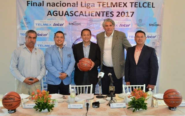 ¡Final nacional de la Liga Telmex-Telcel de Básquetbol en Aguascalientes!