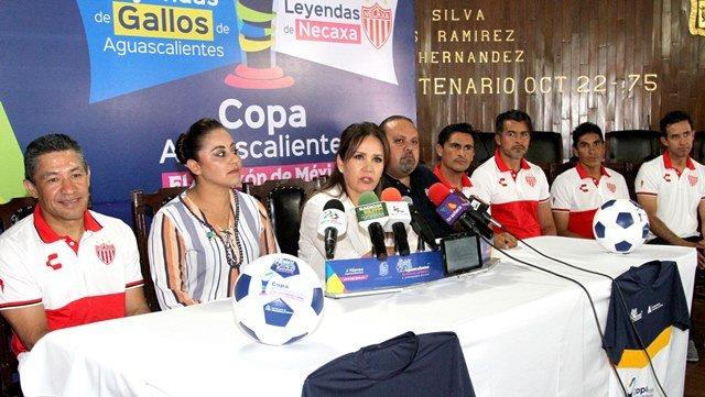 ¡Gobierno Municipal alista magna inauguración de la Copa Aguascalientes!