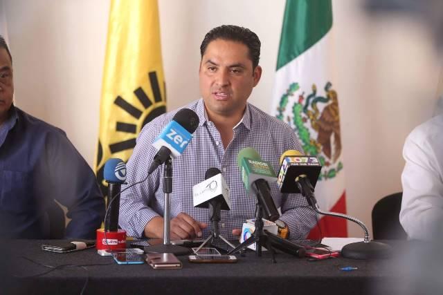 """¡""""El capitán Benítez debe salir, es insostenible que siga al mando de la Policía Municipal"""": PRD!"""