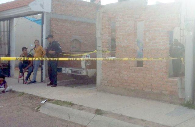 ¡Encuentran a joven ahorcado en el interior de su domicilio en Aguascalientes!
