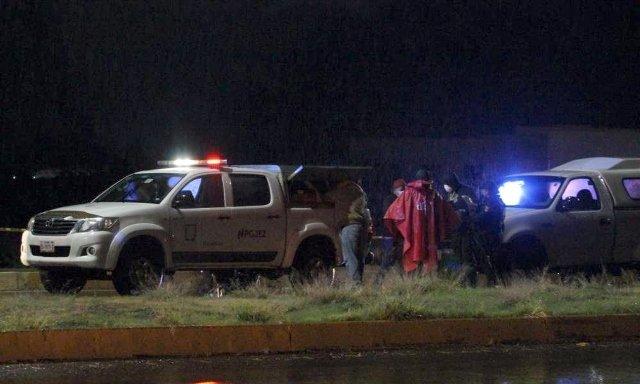 ¡Ejecutaron a 3 individuos cerca de una preparatoria en Guadalupe, Zacatecas!