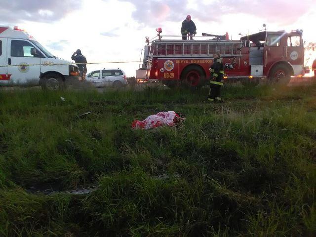 ¡Carreterazo en la 70 Oriente: 5 muertos y 14 heridos en Aguascalientes!