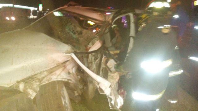 ¡Se mató al chocar contra un árbol en la 45 Norte en Aguascalientes!