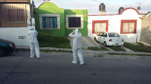 ¡Jovencita se ahorca y la encuentran putrefacta en su casa en Aguascalientes!