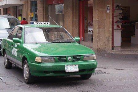 ¡Taxista herido de un balazo en la espalda en Villa Hidalgo, Jalisco, fue hospitalizado en Aguascalientes!