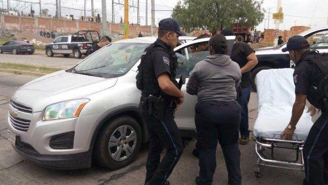 ¡Se resistió al asalto y lo asesinan de dos balazos en Aguascalientes!