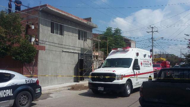 ¡Joven albañil muere electrocutado en una casa en construcción en Aguascalientes!
