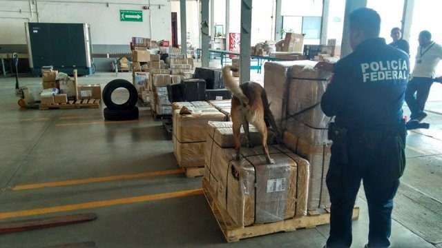 ¡La Policía Federal asesta golpe al tráfico de cigarros extranjeros en Aguascalientes!