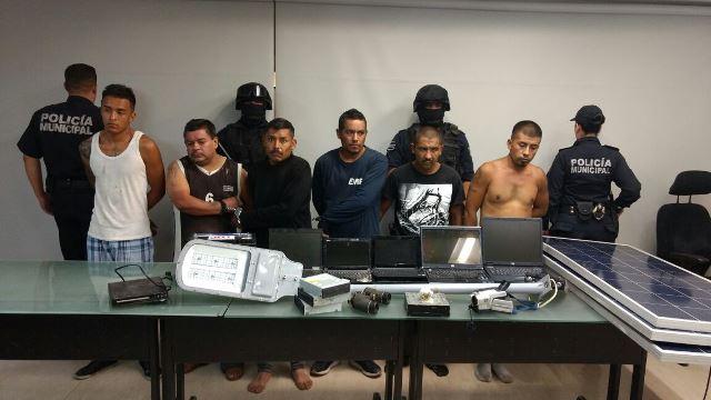 """¡En Aguascalientes desarticulan banda delincuencial de """"Los Monkikis"""": 6 detenidos!"""
