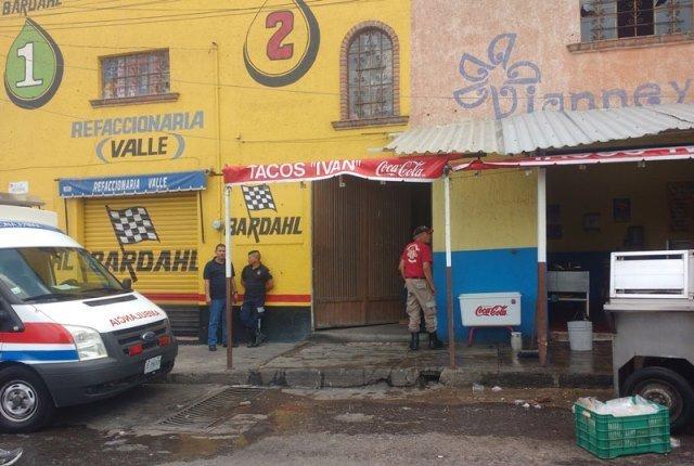 ¡Comerciante se suicidó dentro de su negocio en Lagos de Moreno!