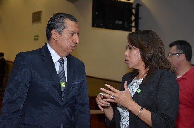 ¡Diputados del PVEM los más productivos de la LXIII Legislatura!