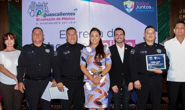 ¡Le estamos apostando a la seguridad: Tere Jiménez!