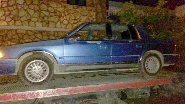 ¡Detuvieron a 3 sujetos con 3 vehículos robados en Lagos de Moreno!