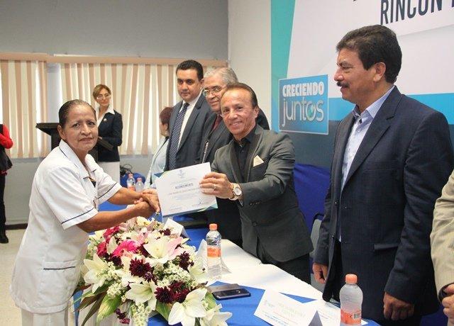 ¡El ISSEA presentará proyecto para fortalecer el programa municipios saludables!