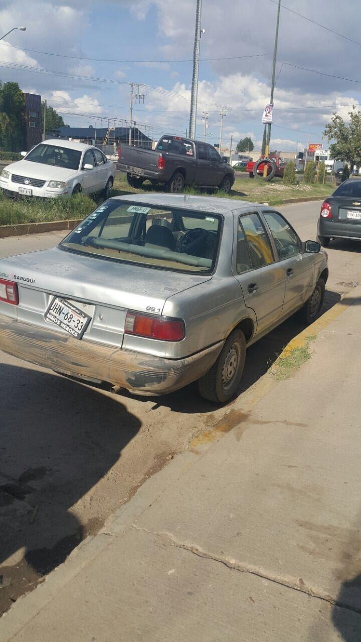 ¡En Calera, Zacatecas, detuvieron a 5 personas con armas de fuego, drogas y un auto robado!
