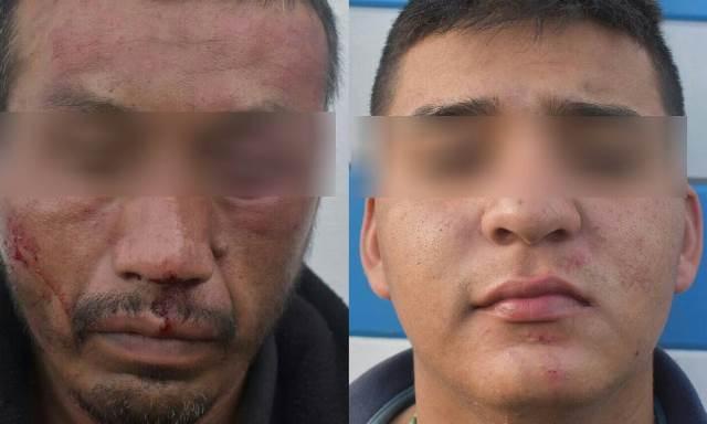¡Detuvieron a aguascalentense y potosino que secuestraron a familia de Jalisco!