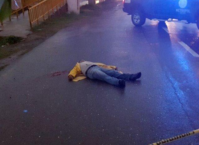¡Vendedor de nieves y tostadas fue ejecutado en Guadalupe, Zacatecas, de un disparo!