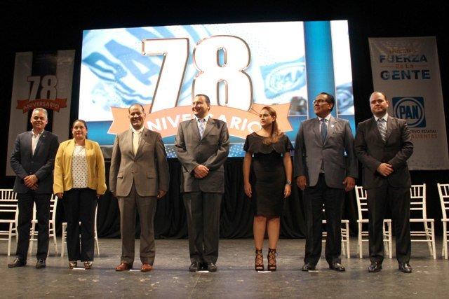 ¡Celebra Acción Nacional su 78 aniversario!