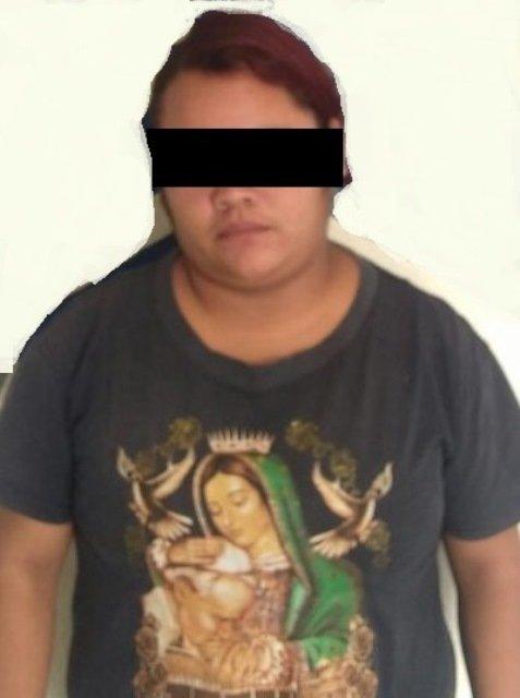 ¡Detuvieron a una mujer que extorsionaba a su amante en Aguascalientes!