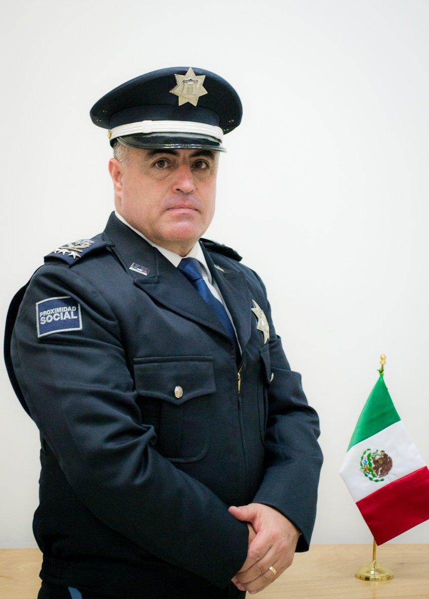 ¡Antonio Martínez Romo es designado como nuevo Secretario de Seguridad Pública Municipal!
