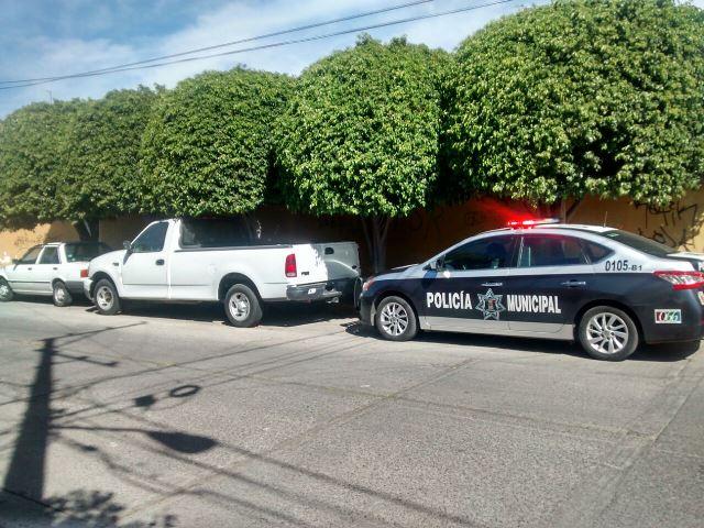¡Pistoleros asaltaron un negocio de teléfonos celulares en Aguascalientes!