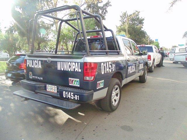 ¡Asalto afuera de Bancomer en López Mateos y Convención Poniente en Aguascalientes!