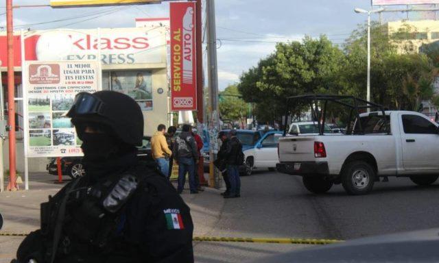 ¡Intentaron ejecutar a un hombre en Guadalupe, Zacatecas, y lo hirieron de 3 balazos!