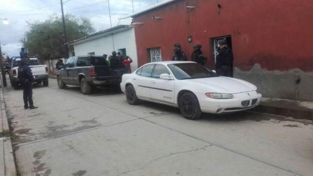 ¡Detuvieron a 7 sujetos y 3 mujeres integrantes de una banda de sicarios en Enrique Estrada, Zacatecas!