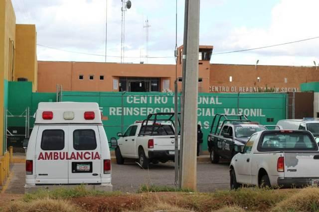 ¡1 interno muerto y 9 heridos tras sangrienta riña en el CERERESO de Cieneguillas en Zacatecas!