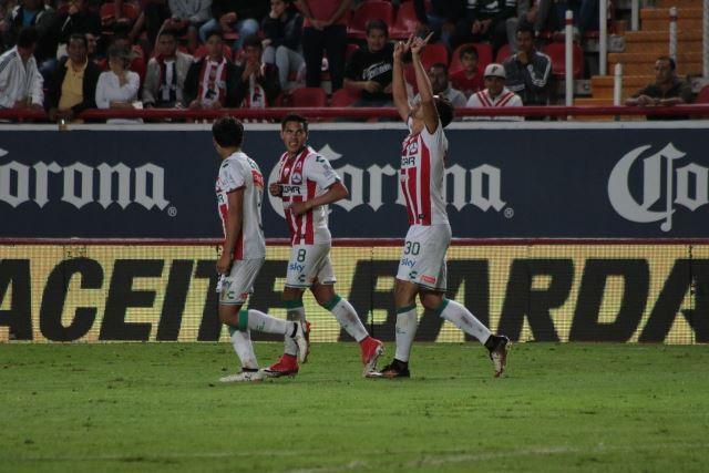 ¡Necaxa vence a Querétaro y vuelve a puestos de liguilla!