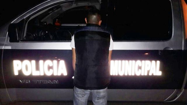 ¡Detuvieron a un sujeto con un arma de fuego en un fraccionamiento donde hubo una ejecución en Aguascalientes!