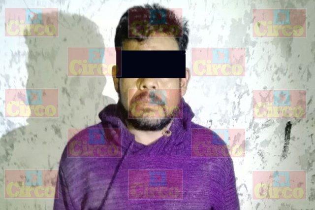 ¡Detuvieron a narcomenudista con un arma de fuego y droga en Lagos de Moreno!