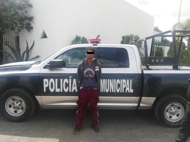 ¡Atraparon a un ladrón que saqueó una casa en Aguascalientes y logró un botín de $100 mil!