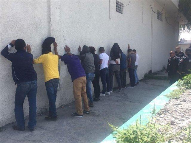 ¡Detuvieron a choferes de Uber de Aguascalientes por transportar migrantes centroamericanos!