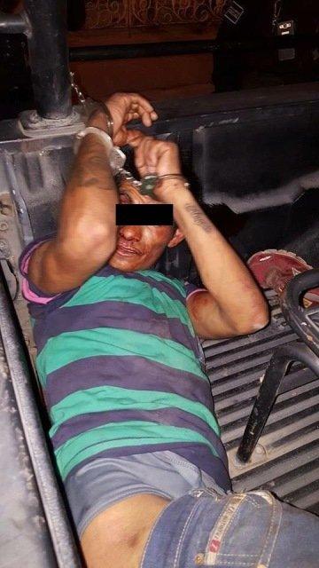 ¡Cristalero se salvó de ser linchado tras cometer unos robos en Aguascalientes!