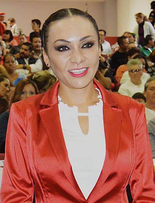 ¡Diputada priista Citlalli Rodríguez orgullo de Aguascalientes, se codea con 9 gobernadores millonarios!