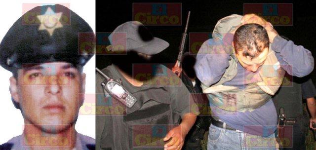 ¡54 años de prisión a ex policía municipal que asesinó a 3 agentes federales en Aguascalientes!