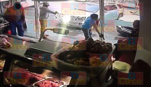 ¡Ejecutaron a balazos al propietario de una carnicería en Guadalupe, Zacatecas!