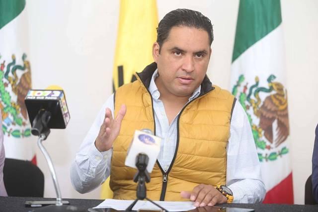 ¡El PRD está a favor de la reducción y hasta eliminación del presupuesto a partidos políticos!