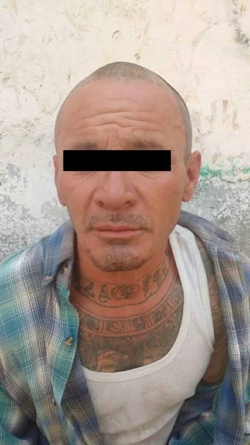 """¡Volvieron a detener al reincidente delincuente """"El Azteca"""" en Lagos de Moreno!"""