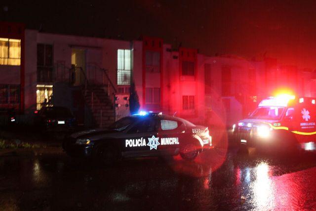 ¡Policías municipales frustran suicidio de una mujer en Aguascalientes!