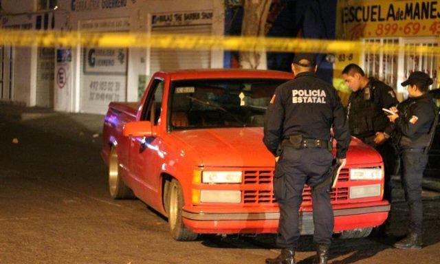 ¡Adolescente recibió 6 balazos al intentar ejecutarlo en Guadalupe, Zacatecas!