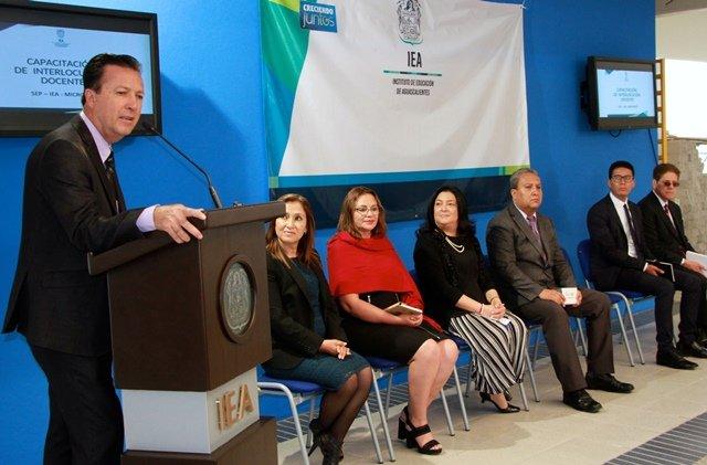 ¡Maestros de Aguascalientes se capacitan en uso de red de interlocución docente!