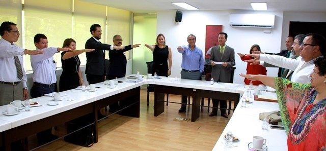 ¡Autoridades educativas instalan Comité Técnico para educación básica!