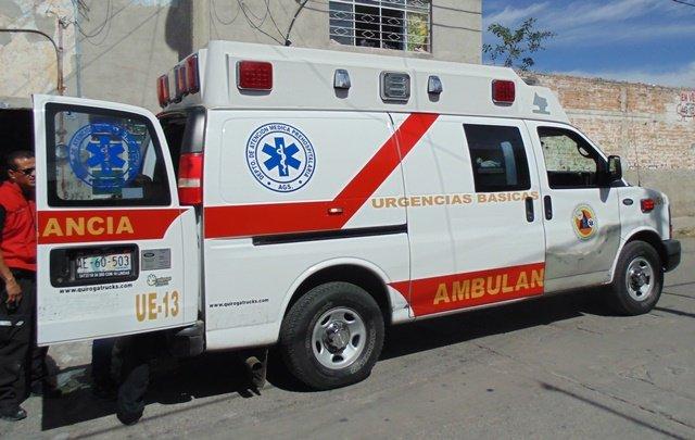¡Hombre intentó suicidarse intoxicándose con 80 pastillas en Aguascalientes!