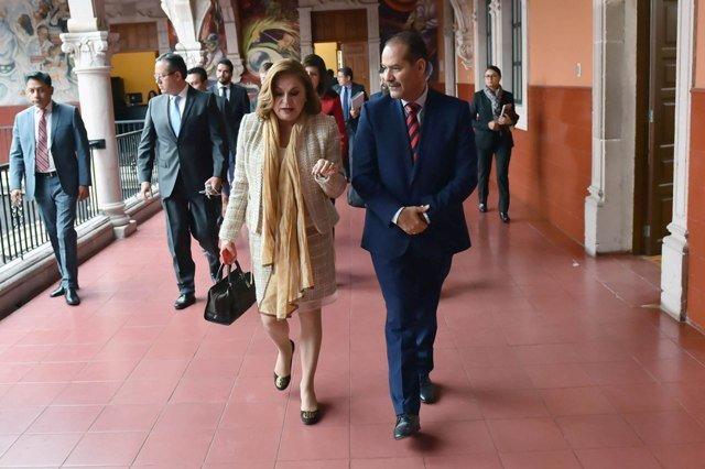 ¡Colaboran Gobierno del Estado y la Secretaría de la Función Pública por un Aguascalientes íntegro!